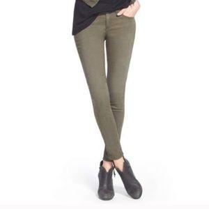 Rag & Bone | Green Skinny Ankle Jeans Size 30